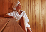Zamek Luzec Spa & Wellness Resort, Nova Role, Tschechien, Sauna