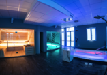 Hotel Formula International in Rosolina, Wellnessbereich