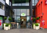 Holiday Inn Mulhouse in Frankreich, Außenansicht