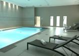 Holiday Inn Mulhouse in Frankreich, Hallenbad