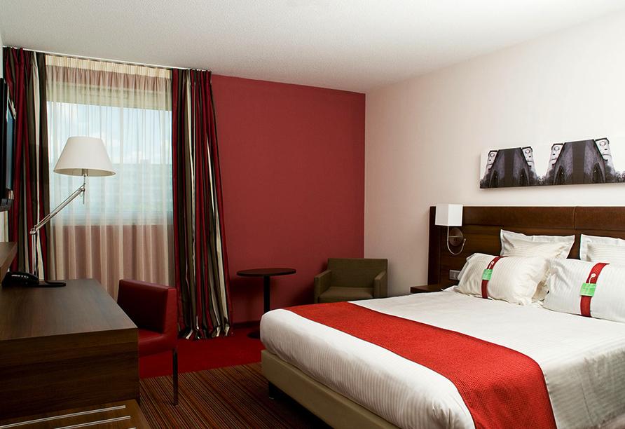 Holiday Inn Mulhouse in Frankreich, Zimmerbeispiel