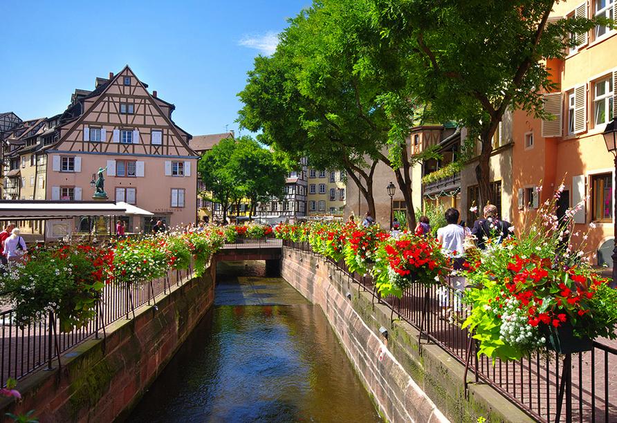 Holiday Inn Mulhouse in Frankreich, Ausflugsziel Colmar