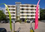 Appartementhaus Thermenhof, Bad Füssing, Bayern, Außenansicht