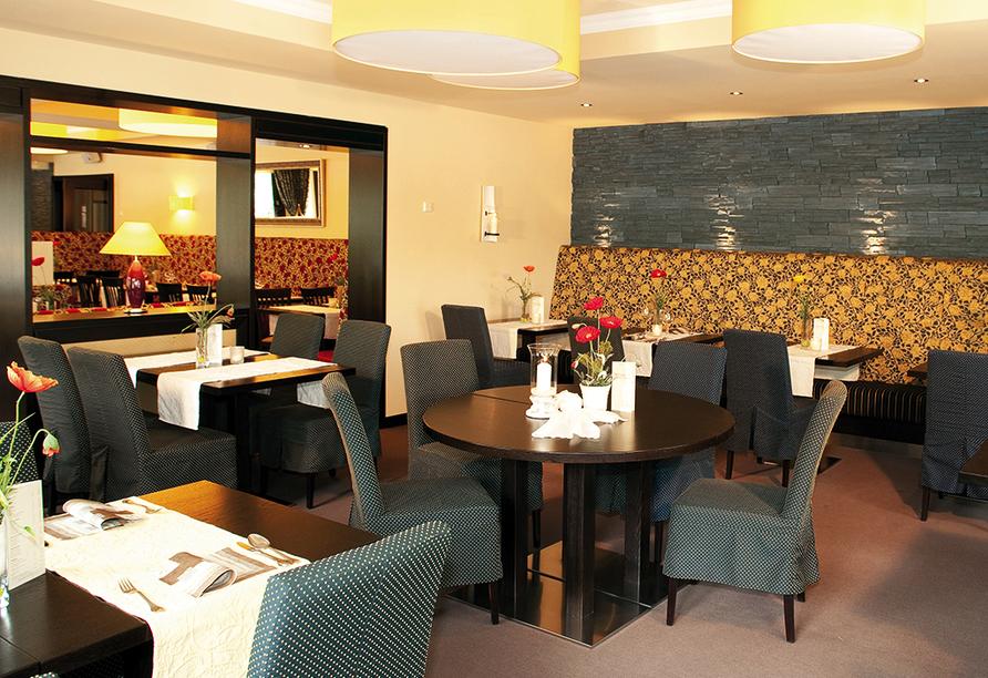 Moselhotel Traube in Löf, Restaurant