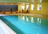 Michel & Friends Hotel Monschau in der Eifel Hallenbad