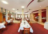Novum Hotel am Seegraben in Cottbus Restaurant