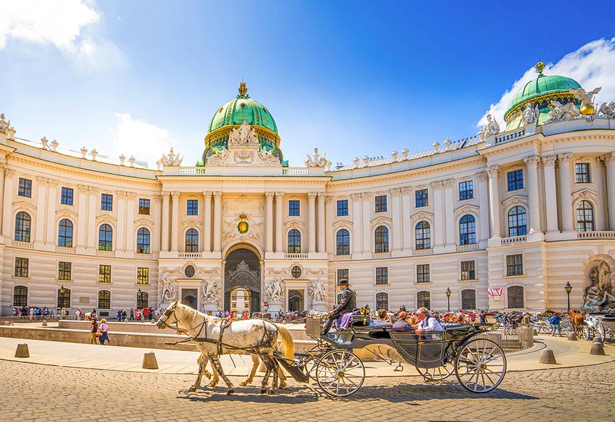 MS Prinzessin Isabella, Wien