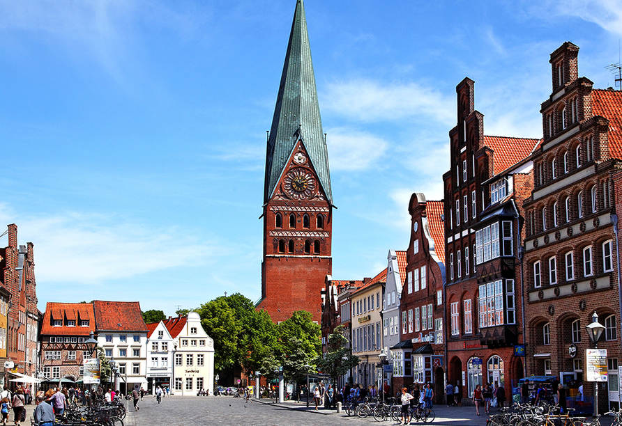 Seminaris Hotel Lüneburg in Lüneburg in der Lüneburger Heide, Innenstadt