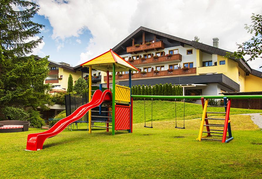 Bergresort Seefeld, Spielplatz