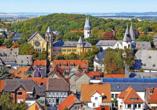 Sporthotel Schulenberg Oberharz, Ausflugsziel Goslar