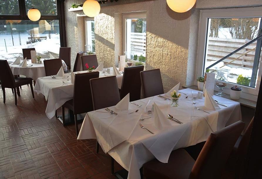 Sporthotel Schulenberg Oberharz, Restaurant