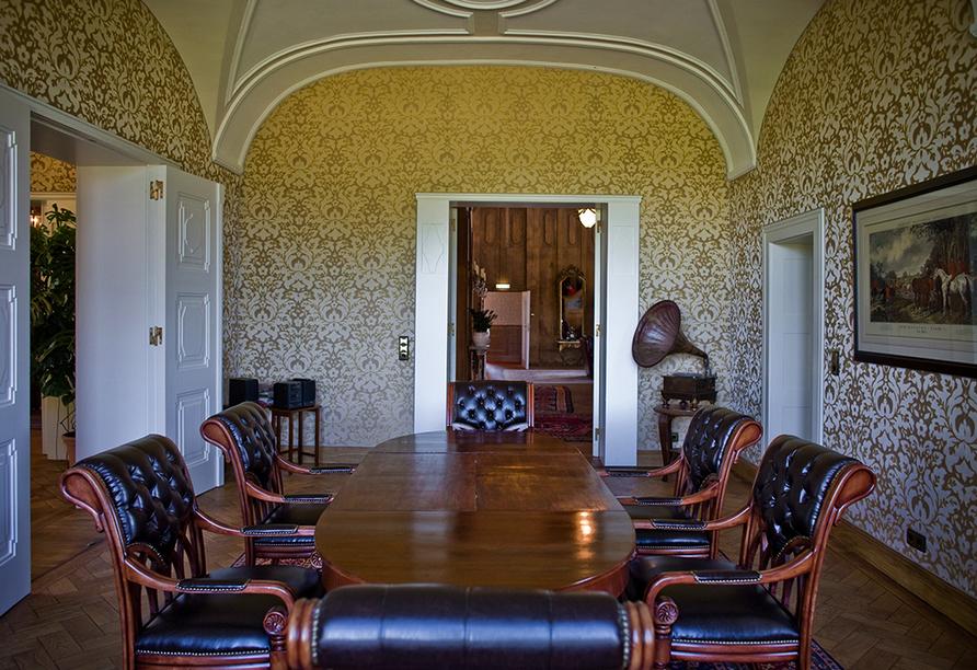 Schlosshotel Wendorf, Salon