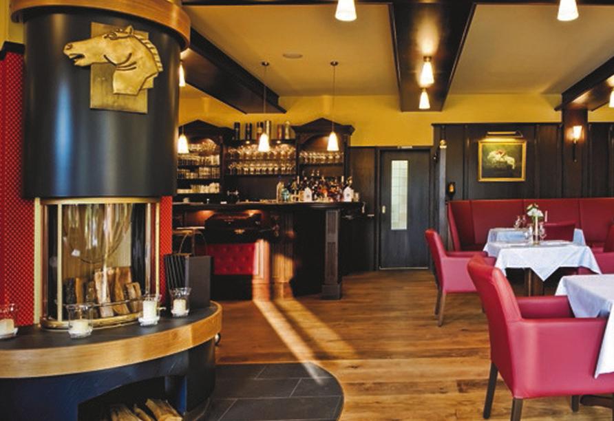 Schlosshotel Wendorf, Restaurant