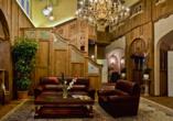 Schlosshotel Wendorf, Lobby