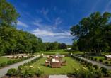 Schlosshotel Wendorf, Garten