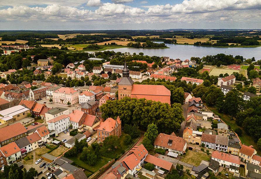 Schlosshotel Wendorf, Sternberg