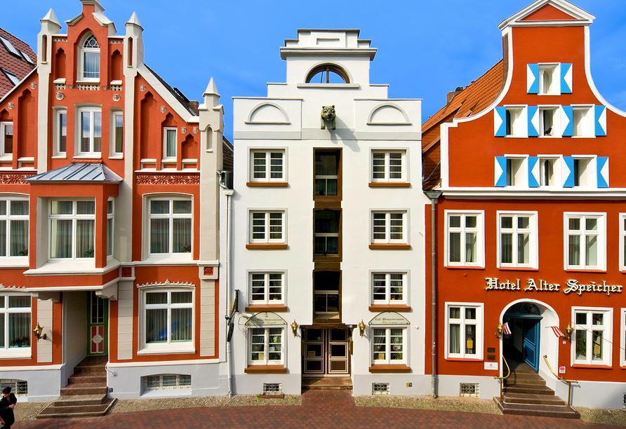 Hotel Alter Speicher in Wismar, Wismar
