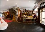 Hotel Alter Speicher in Wismar, Lobby