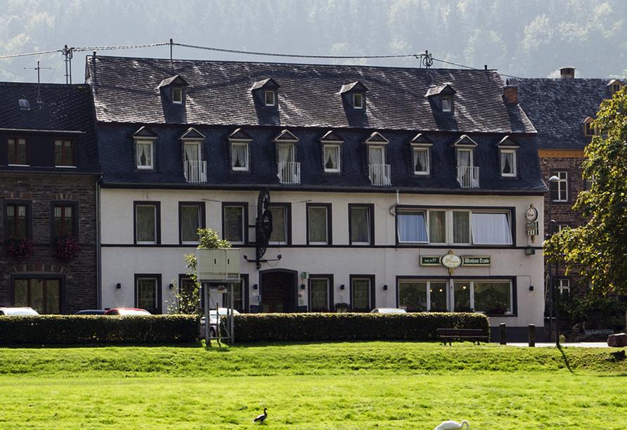 Hotel Weinhaus Traube, Außenansicht