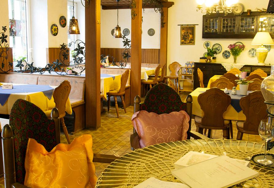 Hotel Weinhaus Traube, Restaurant