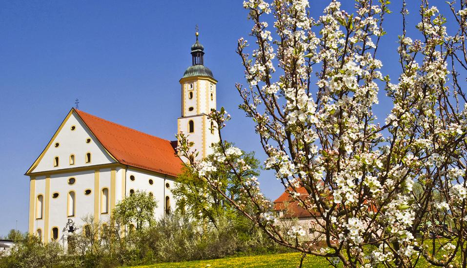 Seebauer Hotel Gut Wildbad, Wallfahrtskirche Maria Brünnlein
