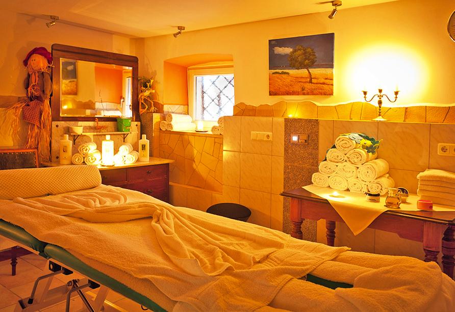 Seebauer Hotel Gut Wildbad, Wellness