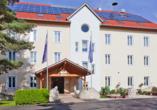 Seebauer Hotel Gut Wildbad, Außenansicht