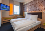 Bavaria Motel in München in Bayern, Beispiel Doppelzimmer