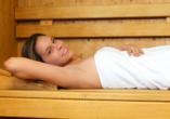 DEVA Hotel Sonnleiten in Reit im Winkl Chiemgau Bayern, Sauna
