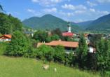 DEVA Hotel Sonnleiten in Reit im Winkl Chiemgau Bayern, Ortsansicht