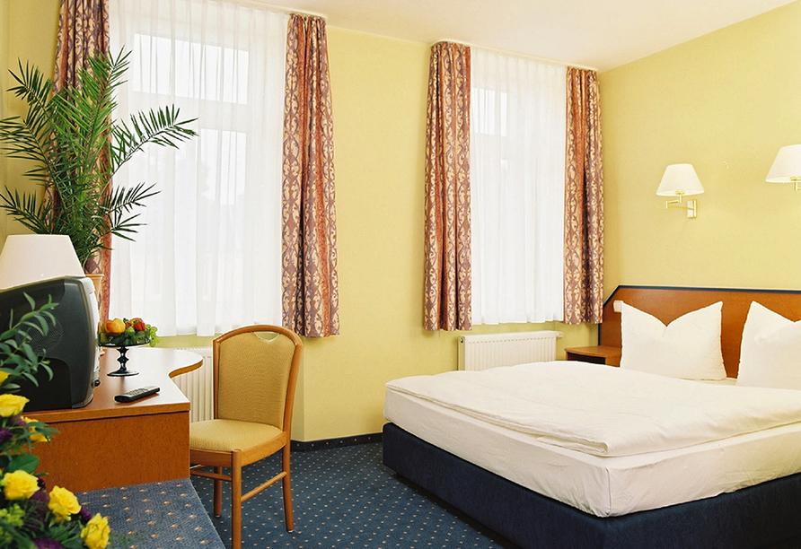 Hotel Amadeus in Dresden, Zimmerbeispiel