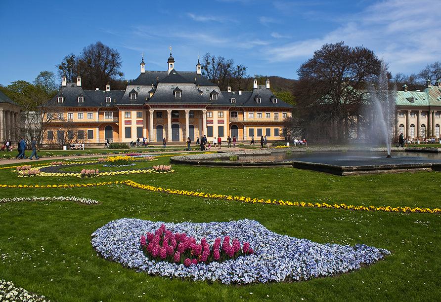 Hotel Amadeus in Dresden, Schloss Pillnitz
