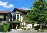 Landhotel Christopherhof in Grafenwiesen, Außenansicht