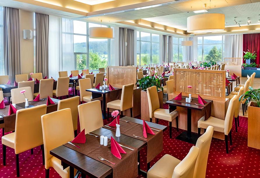 AHORN Berghotel Friedrichroda, Restaurant