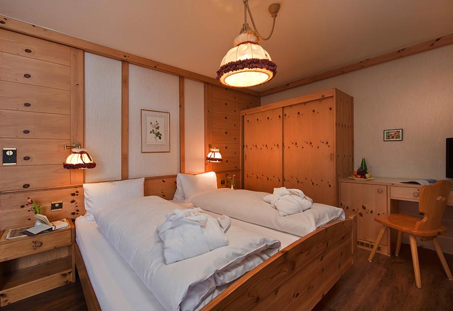 Hotel Sonne in Wildhaus, Zimmerbeispiel Standard
