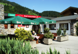 First Mountain Hotel Zillertal in Aschau, Terrasse