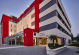 Thermal Hotel Balance in Lenti, Außenansicht