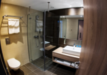 Thermal Hotel Balance in Lenti, Beispielbadezimmer