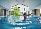 Thermal Hotel Balance in Lenti, Hallenbad