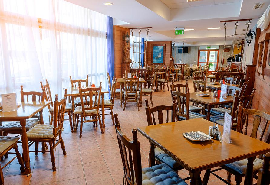 Thermal Hotel Balance in Lenti, Restaurant Fregatt