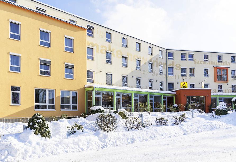 JUFA Hotel Salzburg City, Außenansicht