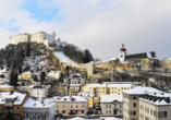JUFA Hotel Salzburg City, Stift Nonnberg von Salzburg