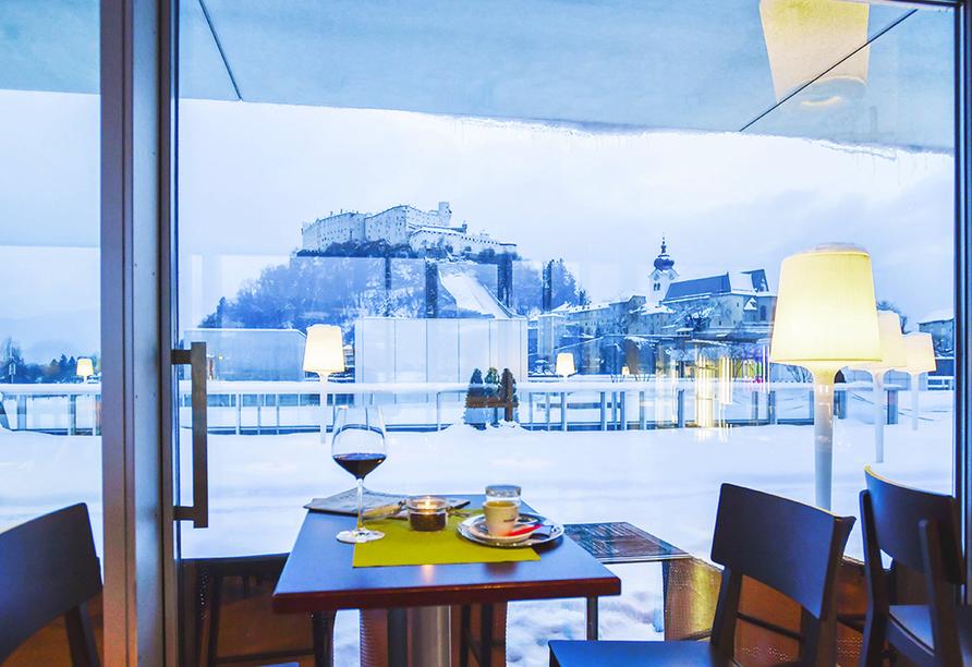 JUFA Hotel Salzburg City, Unikum Sky
