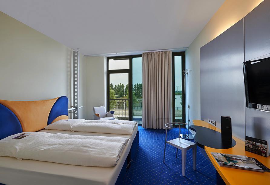 INNSIDE Bremen Hotel, Zimmerbeispiel