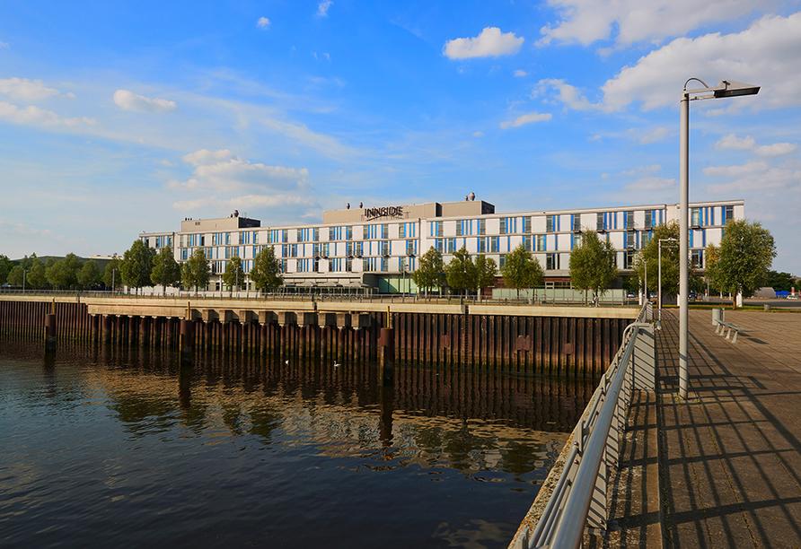 INNSIDE Bremen Hotel, Außenansicht