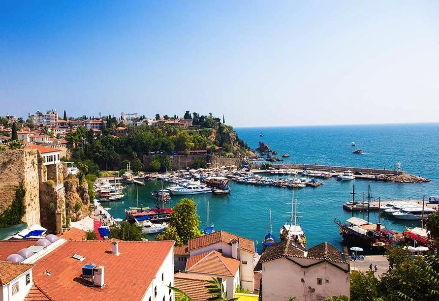 Lykien & Türkische Riviera, Antalya
