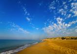 Lykien & Türkische Riviera, Strand