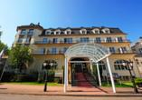 Parkhotel Kurhaus in Brad Kreuznach Außenansicht