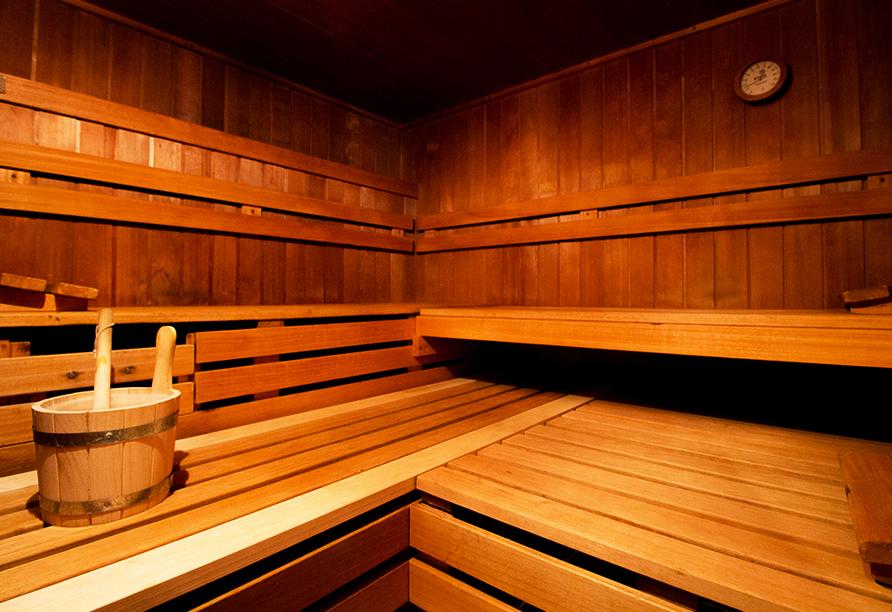 Nordseehotel Wilhelmshaven, Sauna