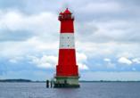 Nordseehotel Wilhelmshaven, Leuchtturm